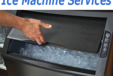 Ice Machine Repair, Sales and Services