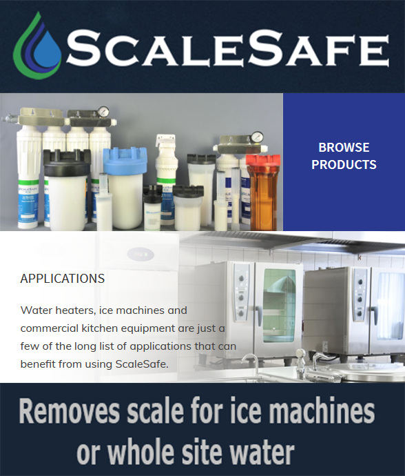 ScaleSafe Water Treatment