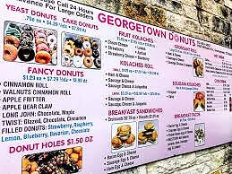 GEORGE TOWN DONUTS