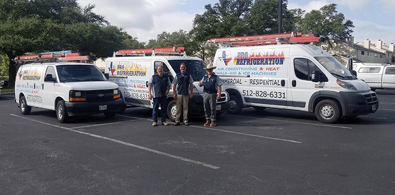 Meet The Crew - Pro Refrigeration LLC