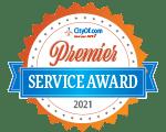 Cityof.com Service Award